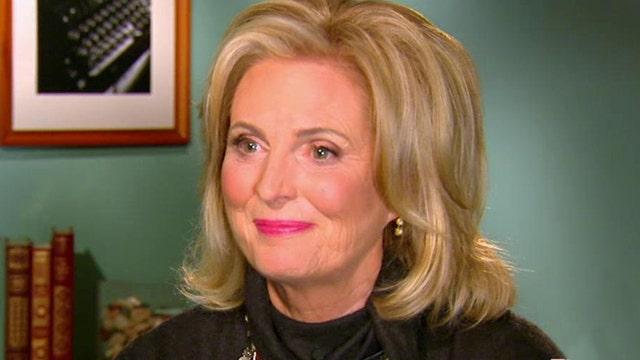 Ann Romney on the Center for Neurological Diseases, part 1