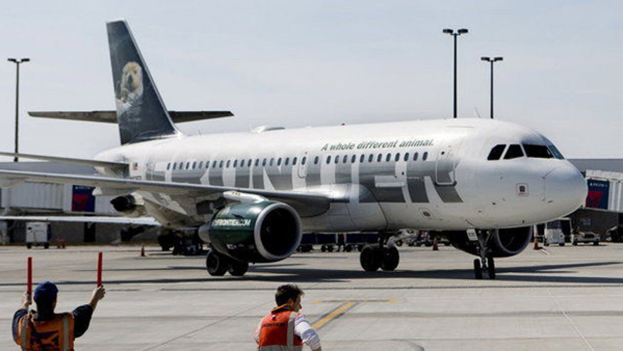 Authorities reaching out to passengers who flew on Frontier Airlines Flight 1143 Cleveland to Dallas/Fort Worth on October 13