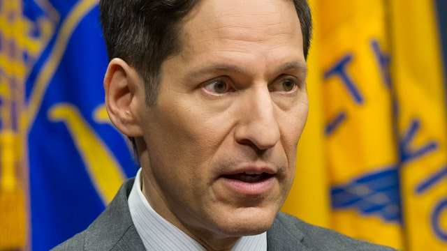 CDC director to face off with lawmakers over Ebola response