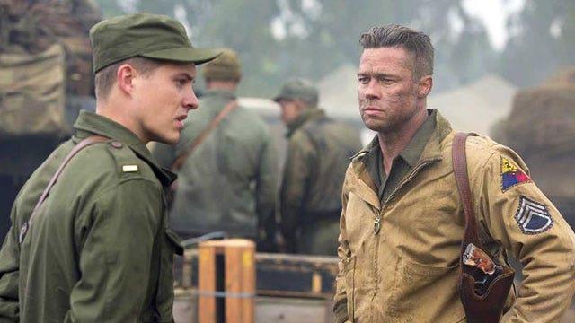Fox Flash: 'Fury' on film