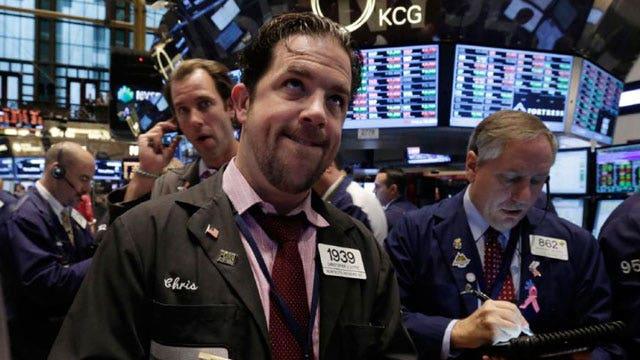 Bank on This: Stocks take downward spiral