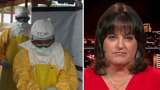 Look Who's Talking: Nurses seek Ebola protection mandate