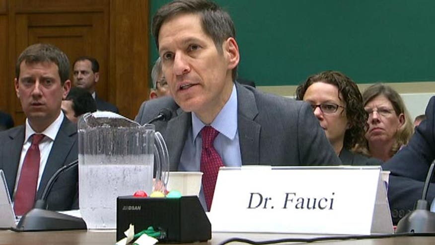 CDC director testifies at House hearing on agency's contact with second Dallas nurse infected with Ebola