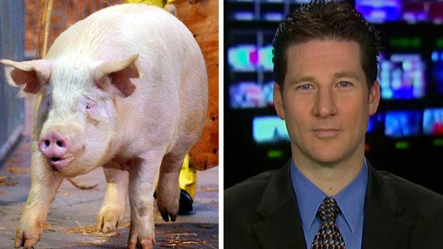 Why is pork-barrel spending in a 'clean' budget deal?