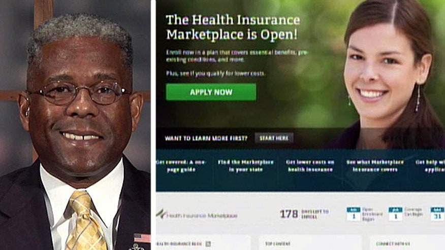Former congressman Allen West takes on the problems with the ObamaCare website and whether the Affordable Care Act will ever be truly ready for primetime
