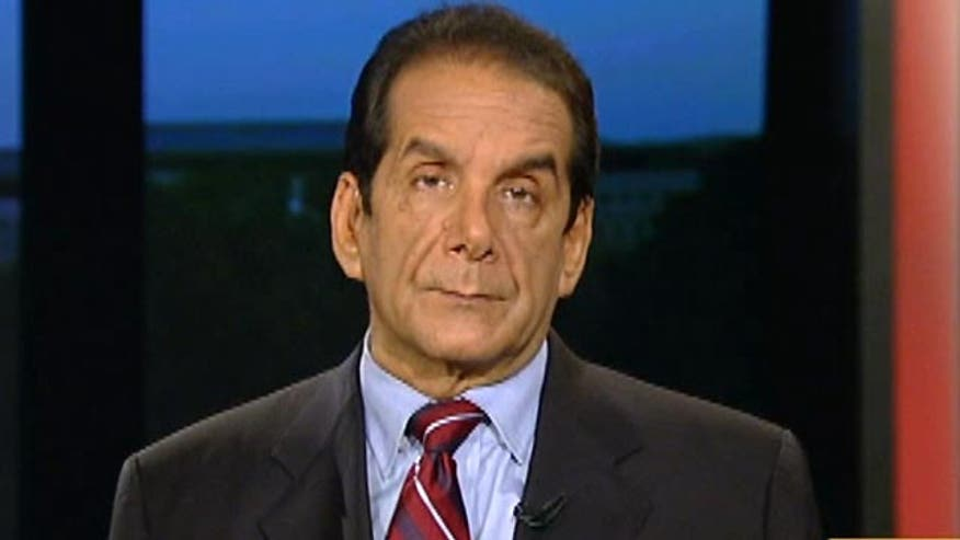 "Krauthammer: On the budget, ""I see an impasse looming"""