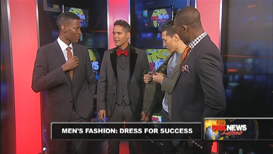 This week we give you an in-studio fashion show with the best looks for men this Fall.