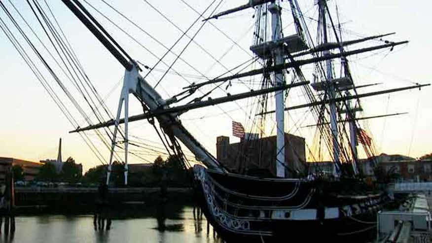 Check out America's oldest baseball stadium, Paul Revere's home and a ship that played a major role in the birth of our country.