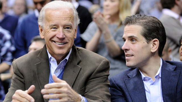 Biden's son discharged from Navy after reportedly testing positive for cocaine