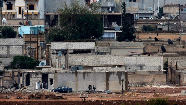 Is Kobani the turning point in the fight against ISIS?