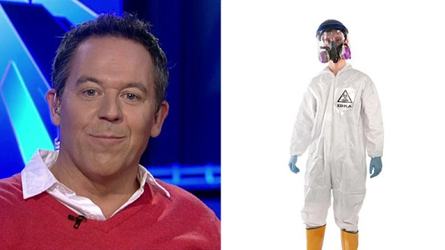 Gutfeld: Too soon for Ebola-themed Halloween costumes?