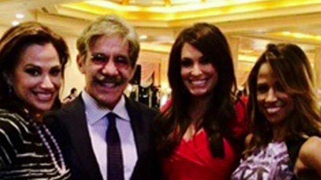 Kimberly Guilfoyle attends 2014 Latino Stars Event