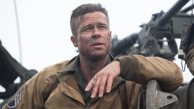 Will 'Fury' blast it's way to the top of the Tomatometer?
