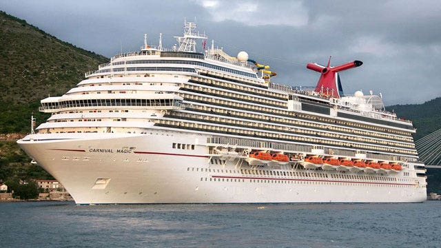 Expert: Cruise ships 'very prepared for contagious diseases'