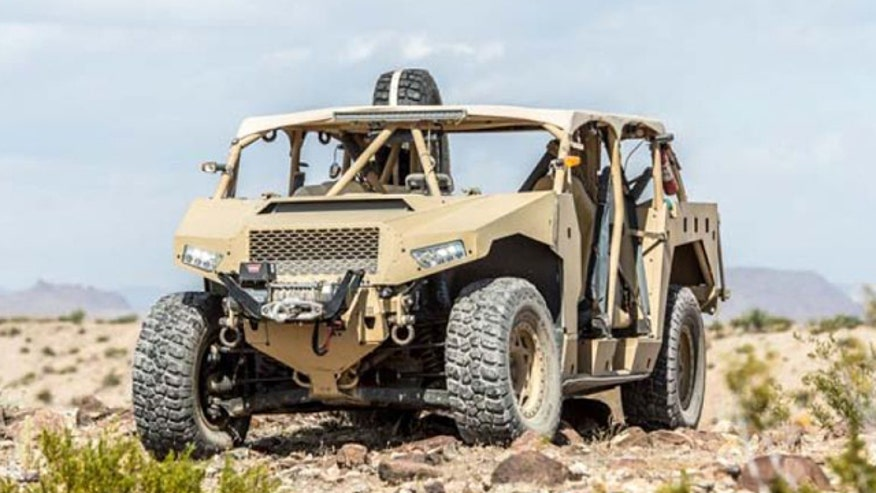 Allison Barrie discusses the Next-generation vehicles being unveiled at the Association of the United States Army (AUSA) Annual Meeting & Exposition