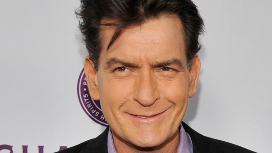 Charlie Sheen and former porn star call it quits
