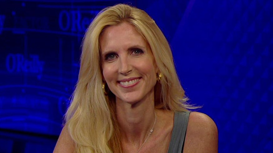 Ann Coulter on why the GOP remains unpopular even though the Democratic Party is in disarray