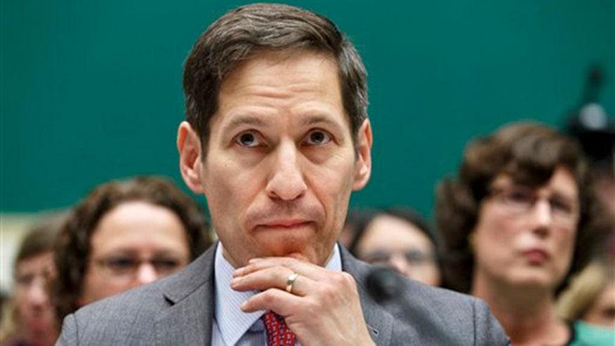 CDC director earns dubious distinction