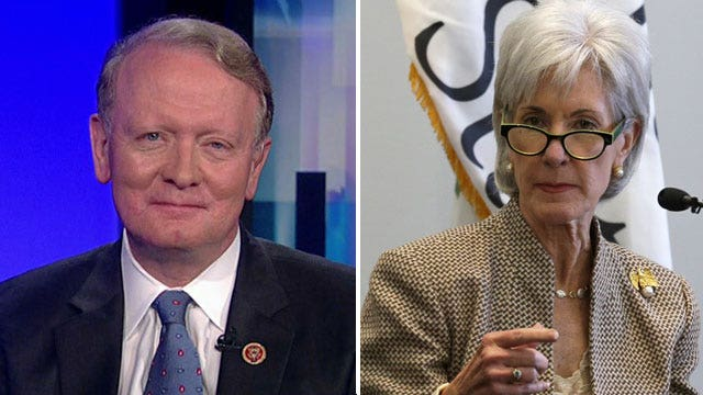 Rep. Lance: Sebelius refuses to testify on ObamaCare rollout