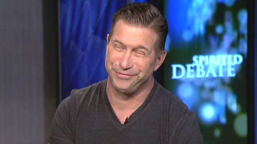 Stephen Baldwin talks about being a Christian and what drew him to role in new movie 'I'm in Love with a Church Girl'