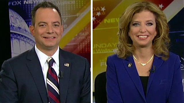 Exclusive: Party chairs square off in joint interview