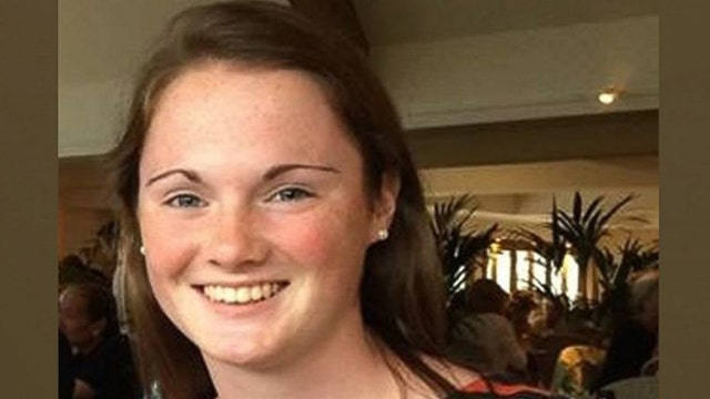 Human remains found in search for missing UVA student