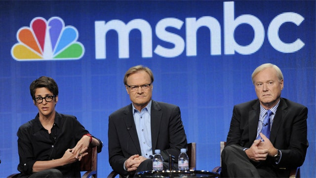MSNBC's ratings slide