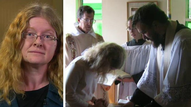 Former atheist professor shares her journey to faith