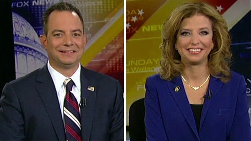 Reince Priebus, Debbie Wasserman Schultz preview midterm elections