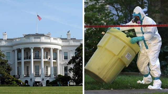 How the White House is responding to the Ebola scare