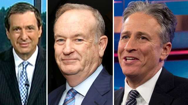 After the Buzz: O'Reilly vs. Jon Stewart