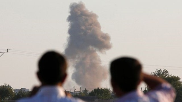 Kobani overshadows larger fight against ISIS in Syria