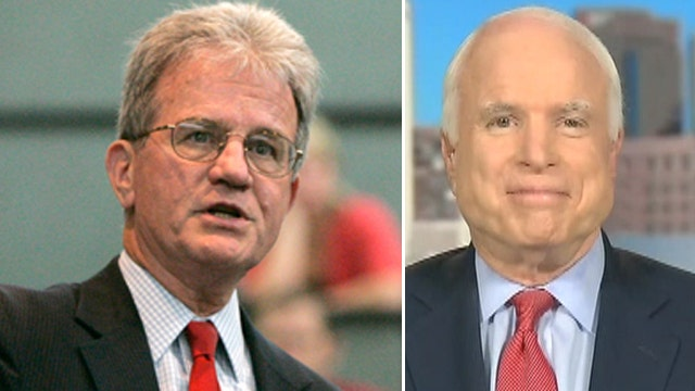 McCain: Sen. Tom Coburn should be drafted for Ebola czar