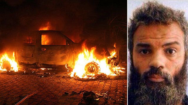 Only suspect in Benghazi attack appears in DC court