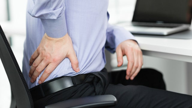 Easing back pain naturally