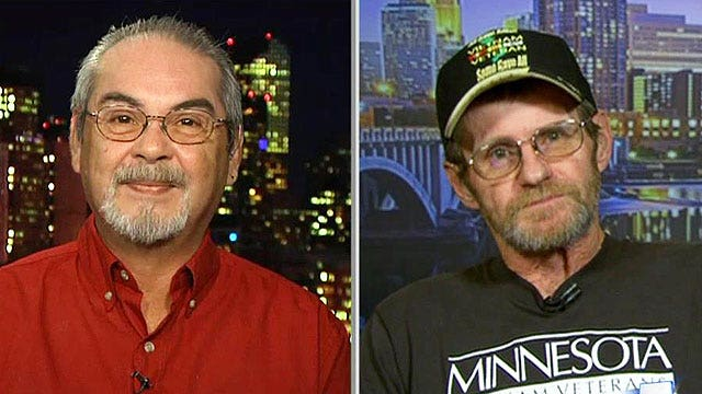 Brothers in arms: Vietnam veterans reunite