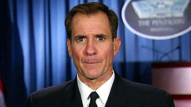 Pentagon addresses US military's response to Ebola, ISIS