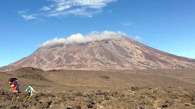 Inside Jon Scott's trek to the 'Roof of Africa'