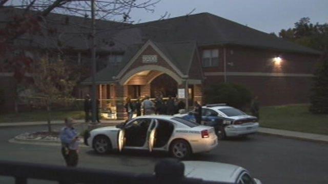 2 women shot, killed at Detroit senior center