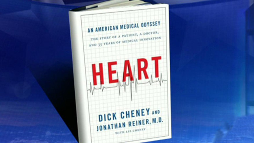 Former Vice President opens up about his battle with heart disease
