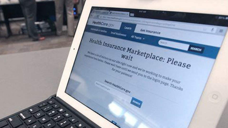 President addresses botched insurance rollout