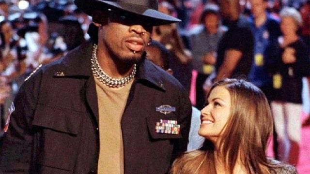 Electra calls Rodman marriage 'the worst'
