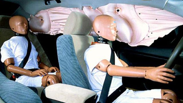 4.7 million vehicles recalled over airbag defect