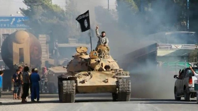 3 American girls caught overseas, trying to join ISIS