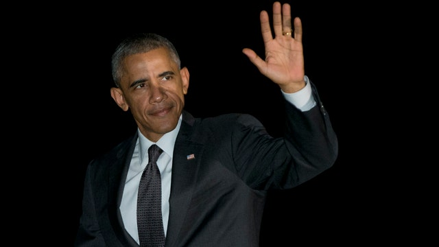 Dems running from Obama, but he won't let them