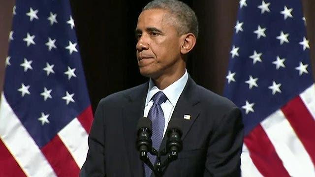 Obama hurting Democrats' campaigns?