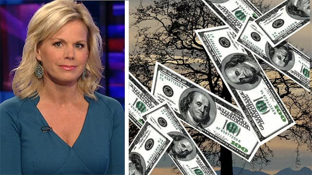 Gretchen's take: Money doesn't grow on trees