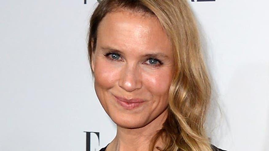 Some say Zellweger almost unrecognizable at event