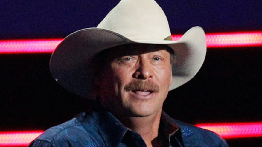 Alan Jackson marks 25 years in country music by announcing his 2015 tour.