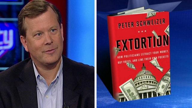 Peter Schweizer unveils 'Extortion'